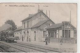 St Pierre Le Moutier - La Gare - Saint Pierre Le Moutier