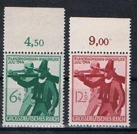 Duitse Rijk Y/T 817 / 818 (**) - Allemagne
