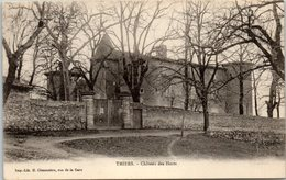 63 - THIERS -- Château Des Horts - Thiers