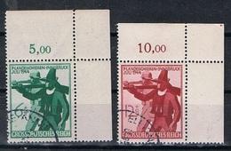Duitse Rijk Y/T 817 / 818 (0) - Allemagne