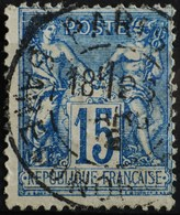 -Sage N°90 Type Ll. O (.CAD) PARIS  GARE DU NORD - 1876-1898 Sage (Type II)