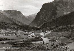 FORTUN I SOGN-REAL PHOTO-1957 - Norvegia