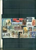 AFRIQUE DU SUD PETIT LOT DE 36 TIMBRES NEUFS EN SERIES COMPLETES A PARTIR DE 1,50 EUROS - Collections, Lots & Séries