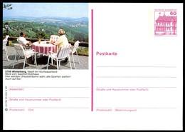 73398) BRD - P 138 - R9/136 - * Ungebraucht - 5788 Winterberg, Landschaft - Cartes Postales Illustrées - Neuves