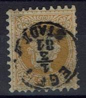 Tschechischolowakei / Böhmen / Österriech - Stempel: Eger Cheb - Tchécoslovaquie