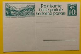 9694 - Entier Postal Illustration Loeche-les-Bains Leukerbad Neuf - Interi Postali