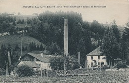 Nozeroy - Le Moulin Du Saut. - Francia
