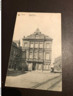 Tielt - Thielt - Stadhuis - Hôtel De Ville - Gelopen 1911 - Uitg. Van Landeghem - Tielt