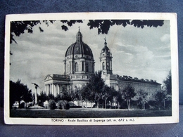 (FP.NV30) TORINO - REALE BASILICA DI SUPERGA - Churches
