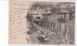 Cayenne Incendie Du 5 Aout 1904 Rue De La Liberté, Très Rare - Cayenne