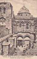 CPA Palestine - Jérusalem - Façade Du St. Sépulcre - 1929 - Palestine