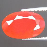 4404 -  - Opale Di Fuoco Colore Arancione 1.04 Cts - Provenienza Messico - Opal