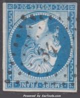 PC 34 (Aixe-sur-Vienne, Haute-Vienne (81)), Cote 10€ - 1849-1876: Période Classique