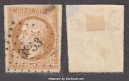 PC 3853 (Arches, Vosges (82)), Cote 40€ - 1849-1876: Classic Period