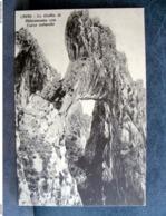 (FP.NV30) CAPRI - LA GROTTA MITRAMONIA CON L'ARCO NATURALE (NAPOLI, ISOLA DI CAPRI) - Napoli (Naples)