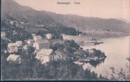 POSTALSAMNANGER - TYSSE - NORUEGA - Noruega