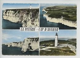 La Poterie Cap D'Antifer - Multivues Aérienne, Phare... Cp N°1003 Sofer - Francia