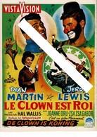 """CIRQUE  Publicité VISTA VISION Pour Le Film """" Le Clown Est Roi """" Avec Dean MARTIN & Jerry LEWIS Scans Recto-verso - Publicidad"""