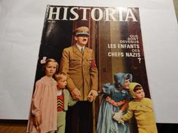 Historia N°241 . Que Sont Devenus Les Enfants Des Chefs Nazis? Pearl Harbor.159 Pages.Bon état. - Revues & Journaux