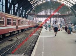 Antwerpen - Centraal Station In Juli 1994 - Photo 15x23cm - Places