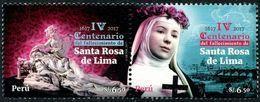 Peru (2017) - Set -   /  Santa Rosa De Lima - Perù