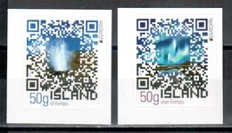 Island / Iceland / Islande 2012 Satz Aus MH / Set From Booklet EUROPA ** - Europa-CEPT
