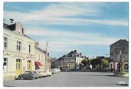 Bonnat La Place Des Arbres - Frankreich