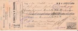 Isigny (Calvados) - B.Bailly & V.Chauvin - Entreprise D'éclairage Public Acétylène - 1900 – 1949