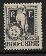 Maury 31 - 2/5 C Dragon - * - Indochina (1889-1945)