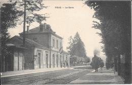 Foug La Gare  - Non Circulé - Foug