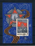 Sowjetunion/UdSSR 1968 Block 50 Gestempelt - Usados