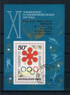 Sowjetunion/UdSSR 1972 Block 75 Gestempelt - 1923-1991 URSS