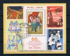 Sowjetunion/UdSSR 1972 Block 76 Gestempelt - Gebraucht