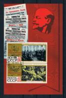 Sowjetunion/UdSSR 1967 Block 48 Gestempelt - Usados