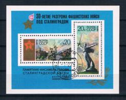 Sowjetunion/UdSSR 1973 Block 83 Gestempelt - 1923-1991 URSS
