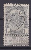N° 53  VEDRIN - 1893-1907 Coat Of Arms