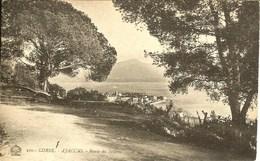 CPA - CORSE - AJACCIO, Route Du Solario (160) - Ajaccio