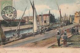 LA GOULETTE  - Le  Port - Tunisia