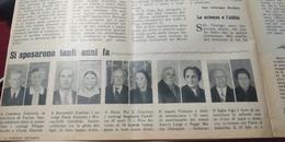 FAMIGLIA CRISTIANA 1958 CANONICA VALCUVIA MARANOLA ZELARINO LEGNANO - Libros, Revistas, Cómics