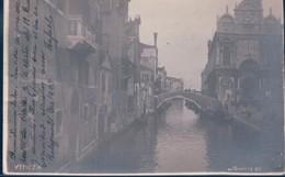 POSTAL VENEZIA - SCIUTTO 817 - Venezia (Venedig)
