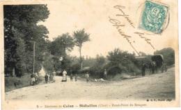 CHER 18.ENVIRONS DE CULAN SIDIAILLES ROND POINT DU BOUQUET - Autres Communes