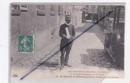 Les Grèves De Draveil-Vigneux (91) Journée Sanglante Du 30 Juillet.Le Capitaine De Gendarmerie Perin.. - Draveil