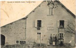 DOUBS 25.VILLARS ST SAINT GEORGES BUREAU DE TABAC - Frankreich
