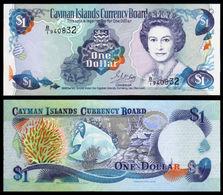 BILLET  CAYMAN ISLANDE  1 DOLLAR - Iceland