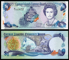 BILLET  CAYMAN ISLANDE  1 DOLLAR - IJsland