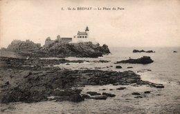 CPA ILE DE BREHAT - LE PHARE DU PAON - Ile De Bréhat