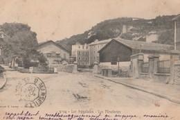 CPA  13 MARSEILLE LES AYGALADES LES MINOTERIES    LACOUR - Quartiers Sud, Mazargues, Bonneveine, Pointe Rouge, Calanques