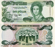 BILLET BAHAMAS 1 DOLLAR - Bahamas