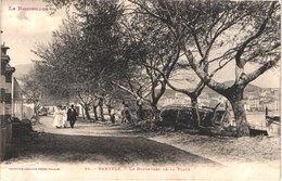 FR66 BANYULS SUR MER - Labouche 48 - Le Boulevard De La Plage - Chantier De Construction De Barques - Animée - Belle - Banyuls Sur Mer