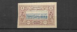 Côte Française Des Somalis 1894 Cat Yt N° 4     N** MNH - Französich-Somaliküste (1894-1967)